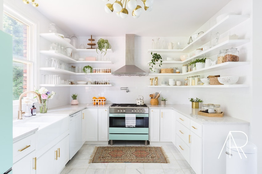 Get Beautifully Organized: Brightly Colored Kitchen Tools & Gadgets