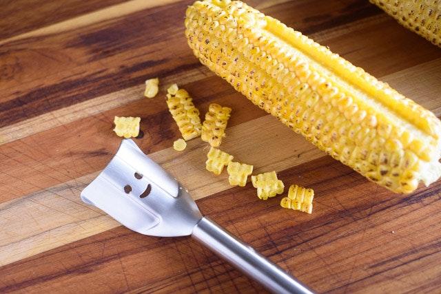 03 Grilled Corn Salad