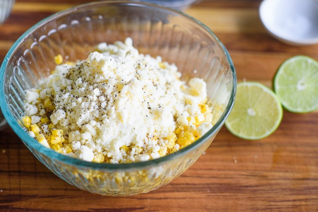 06 Grilled Corn Salad