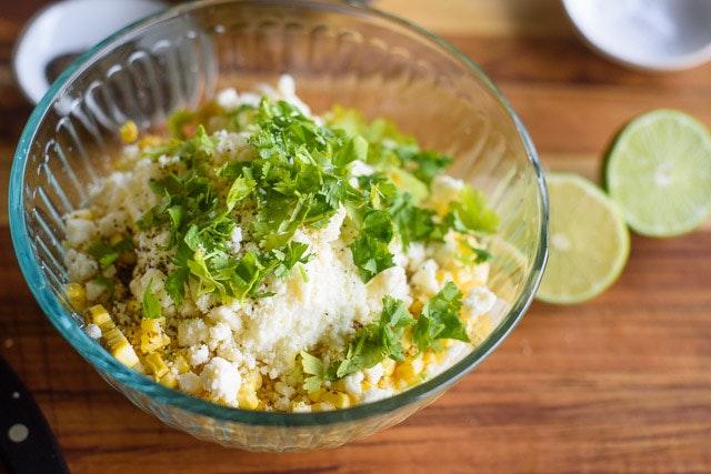 07 Grilled Corn Salad