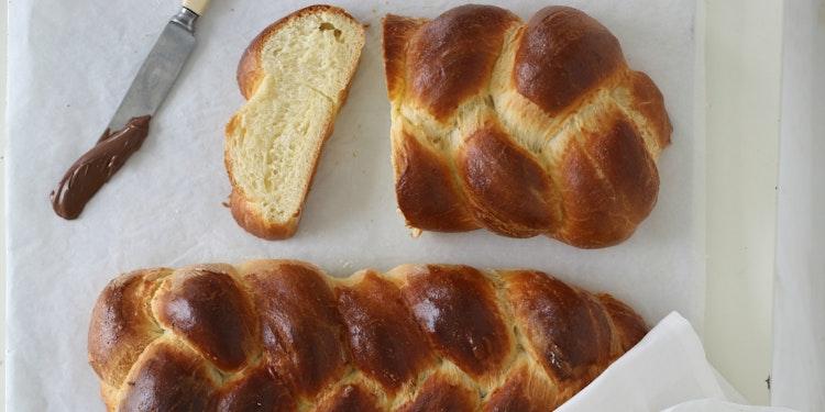 Manuela's Brioche Loaf