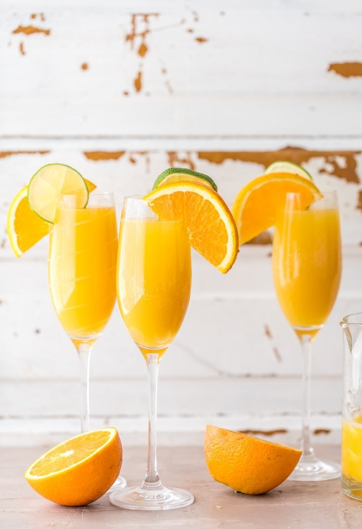 13Moscow Mule Mimosas 10 Of 12