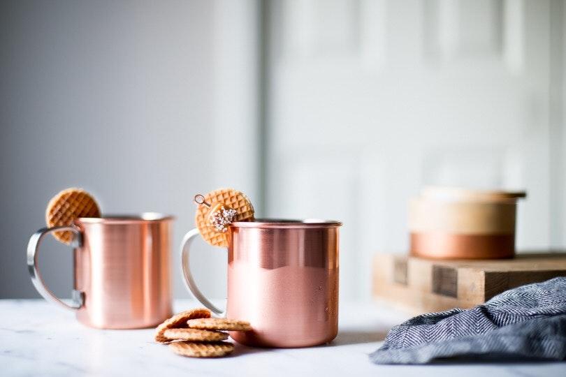 Salted Caramel Cocktails