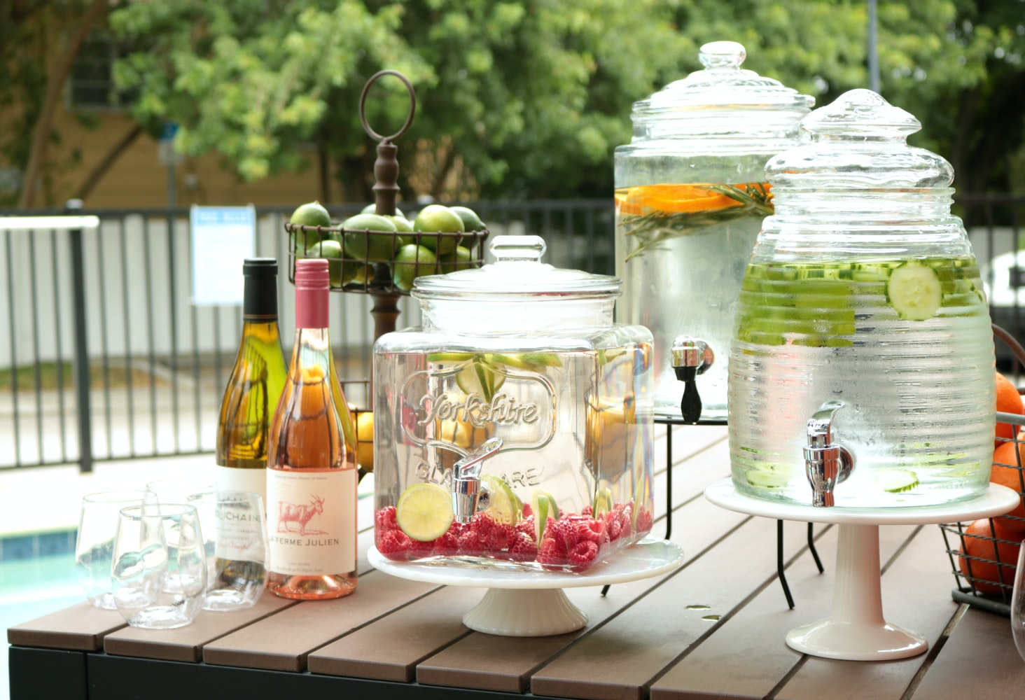 How To: Set Up a Beverage Station