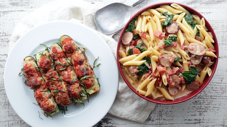 Two Easy 20-Minute Meal Recipes