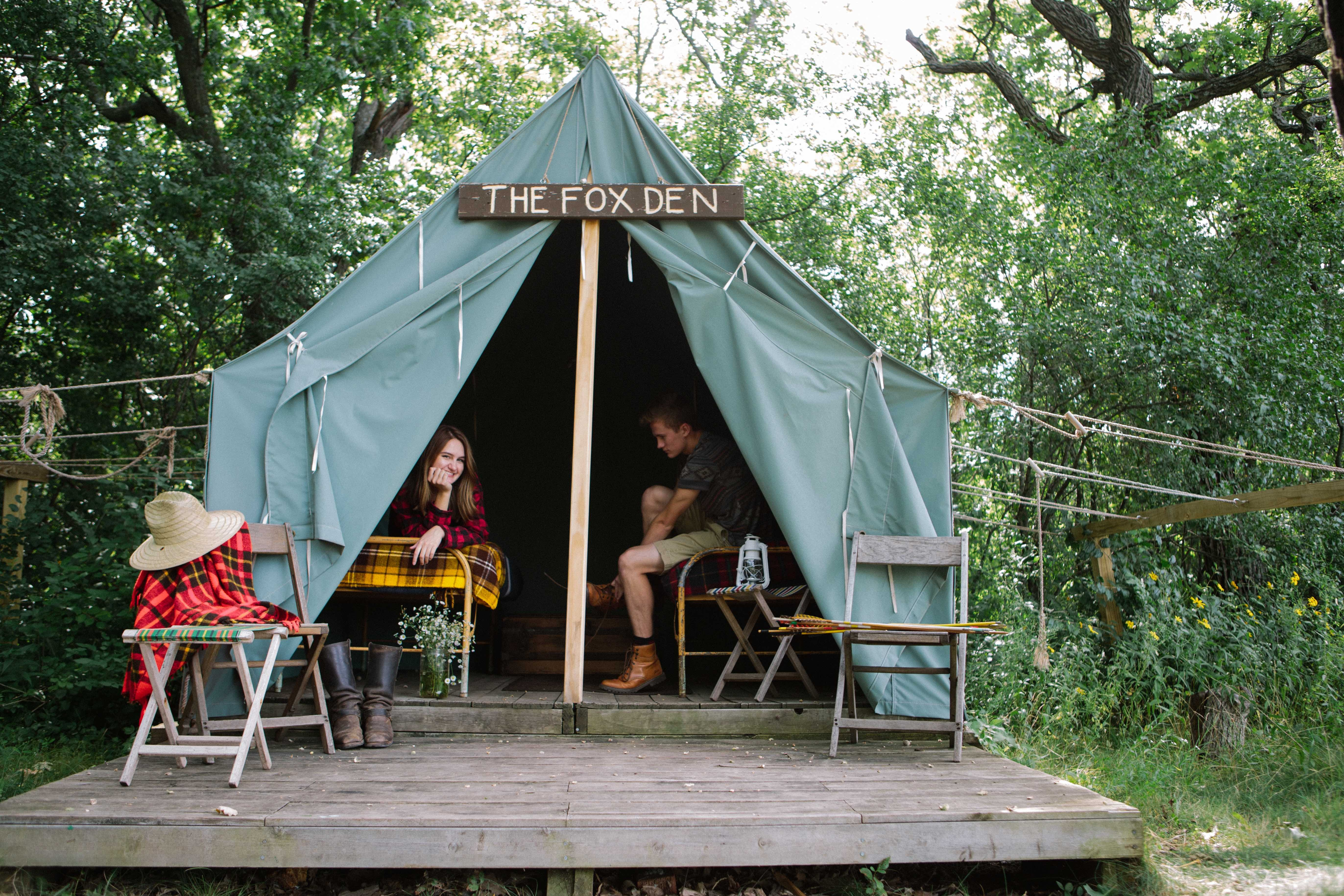 Big Kid Camping: A Grown-Up Twist on a Summer Classic