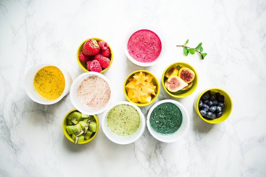 Make Ahead Superfood Power-Up Smoothie Cups