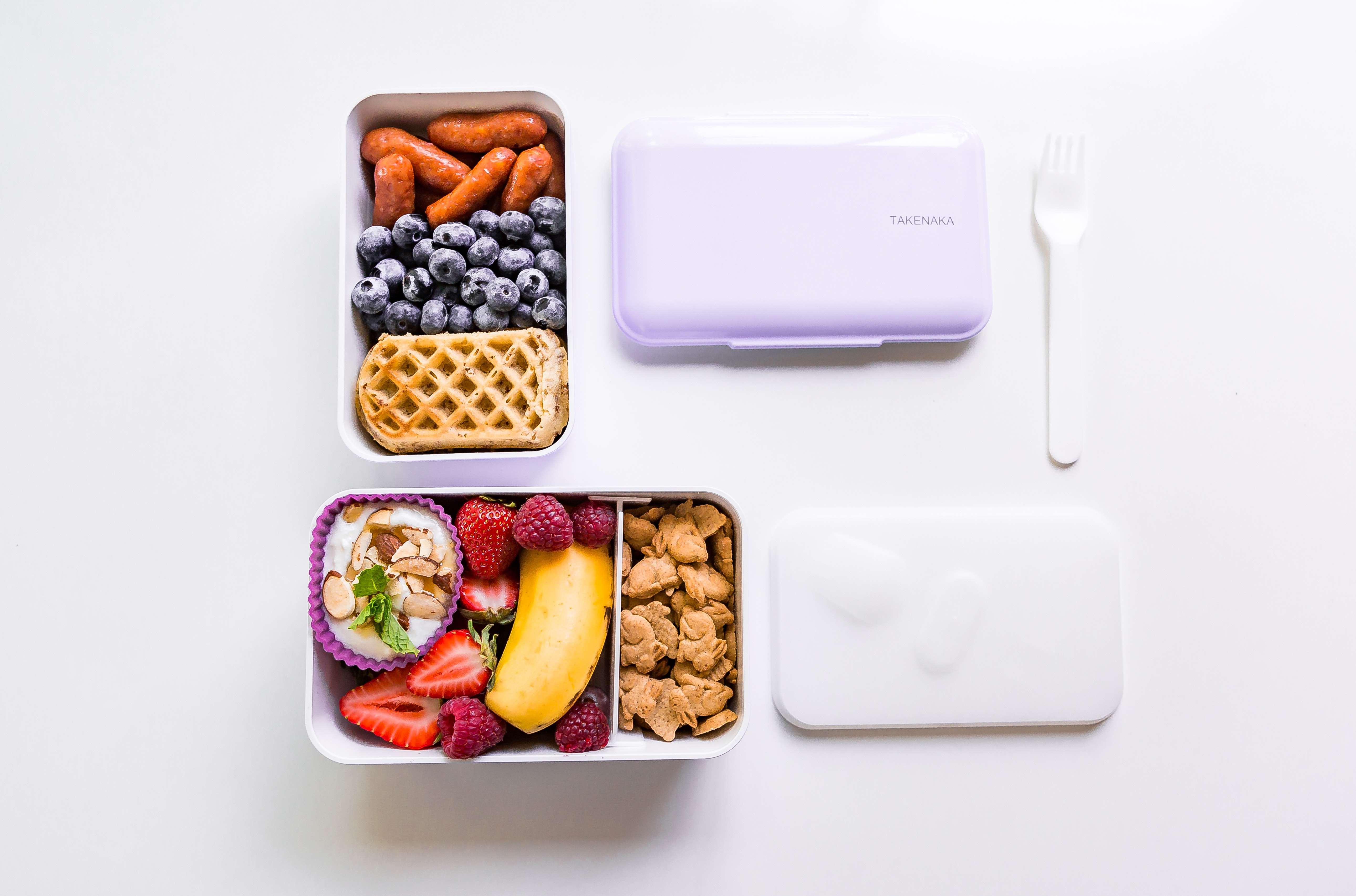 2017 09 04 Back To School Bento Breakfast Box 1A Resize