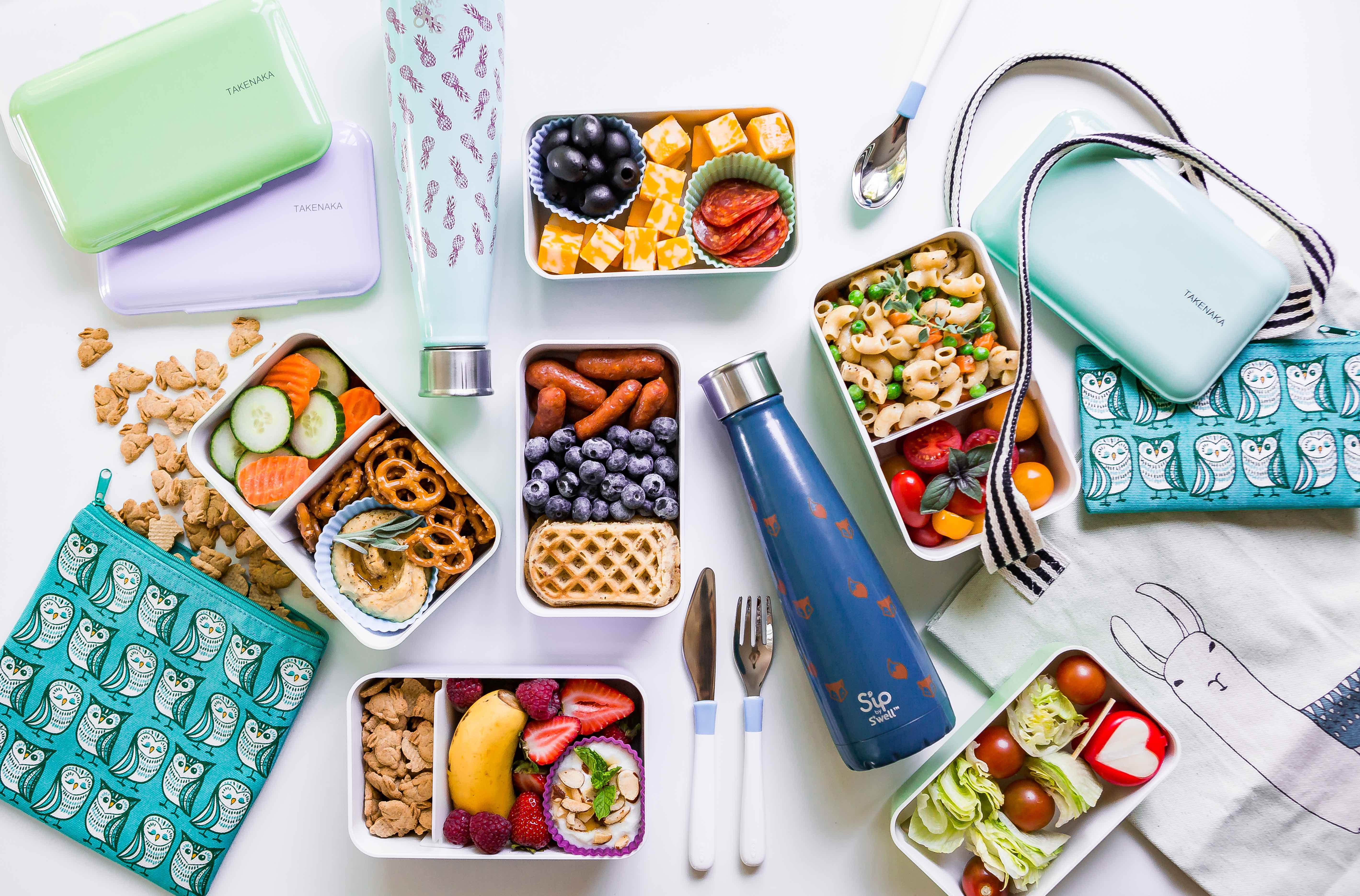 3 Bento Lunch Box Ideas For Your Best Lunch Ever