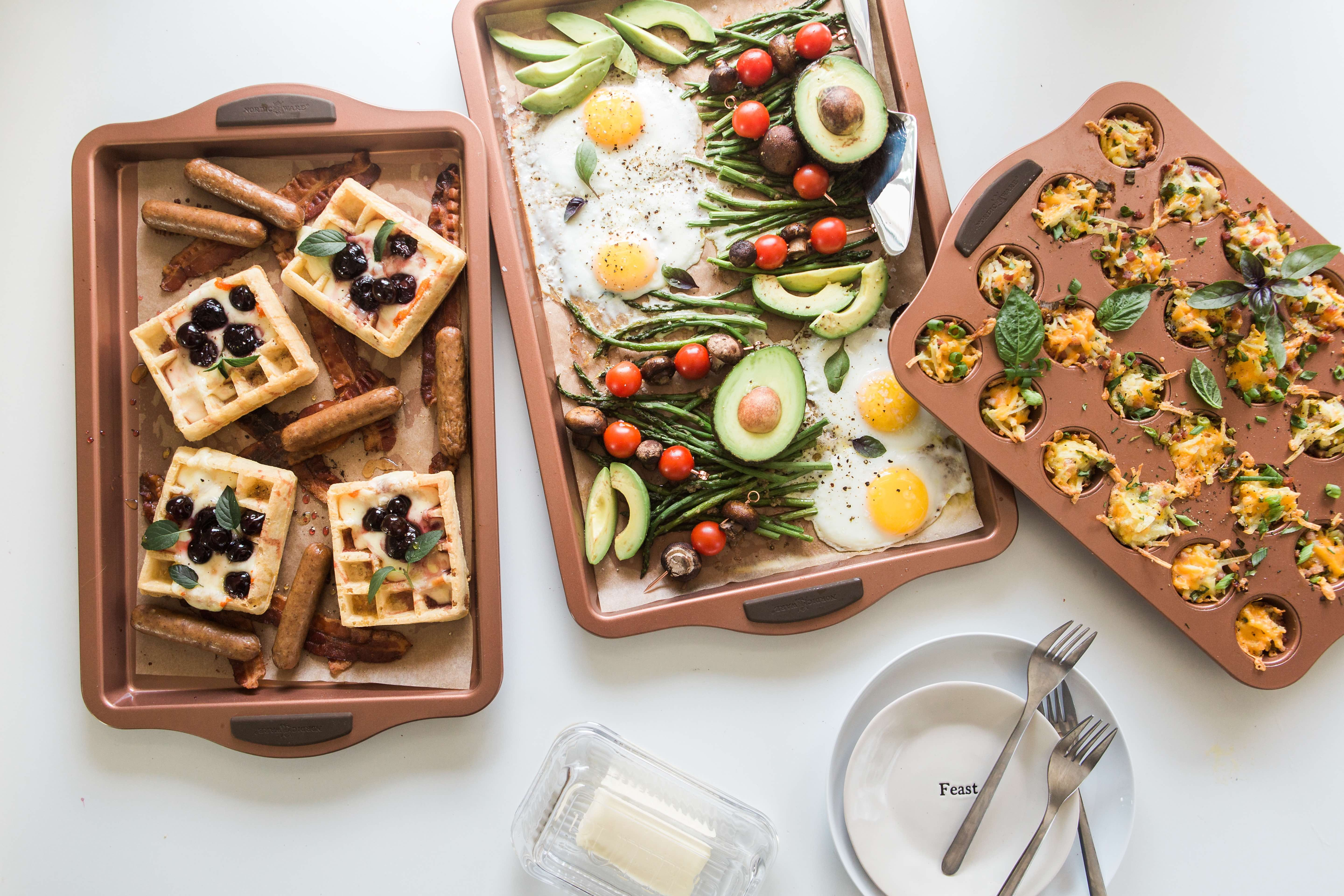 3 One Pan Breakfast Recipes For Your Sunday Brunch