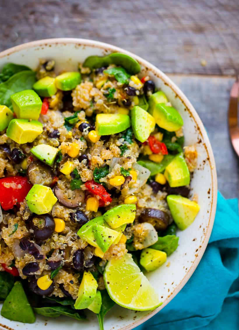 2017 07 19 9 22 16 9999 28Healthyhappylife Vegan1313Fiesta Quinoa Salad Corn