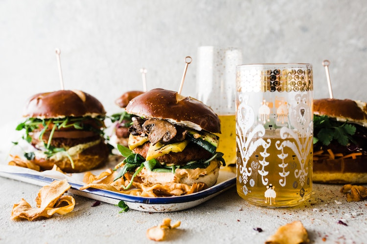 Build a Better Plant-Based Burger with Beyond Meat
