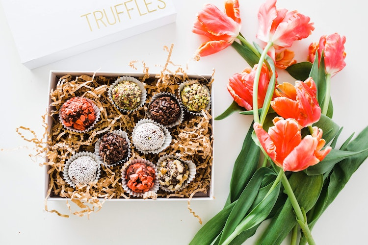 DIY Gourmet Chocolate Truffles You Can Make In Minutes