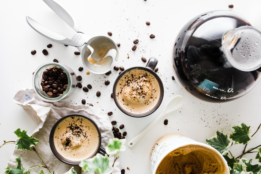 3 Coffee Trends We're Currently Obsessed With