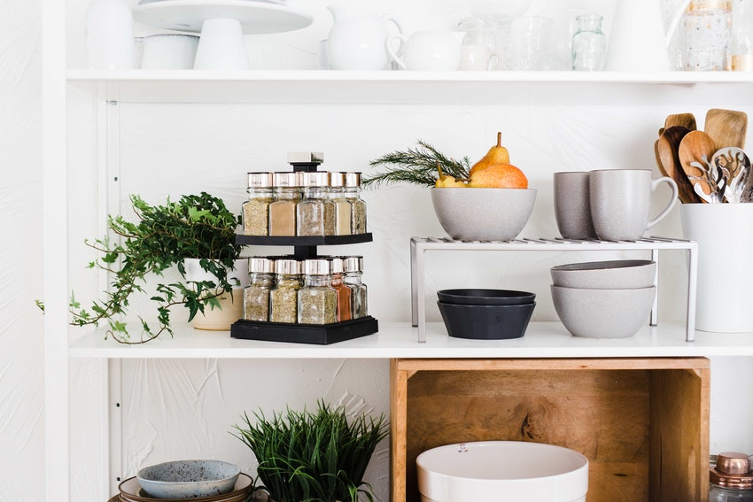 Declutter & Organize Your Spice Cabinet (Finally!)