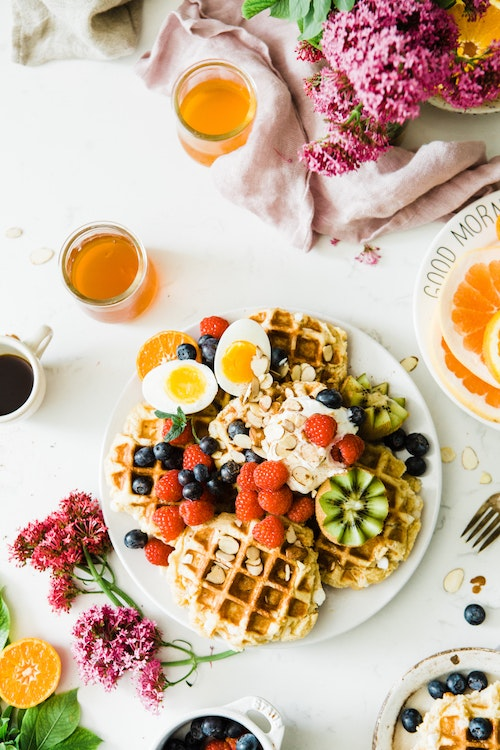 11 Healthier Ways to Do Brunch recommendations
