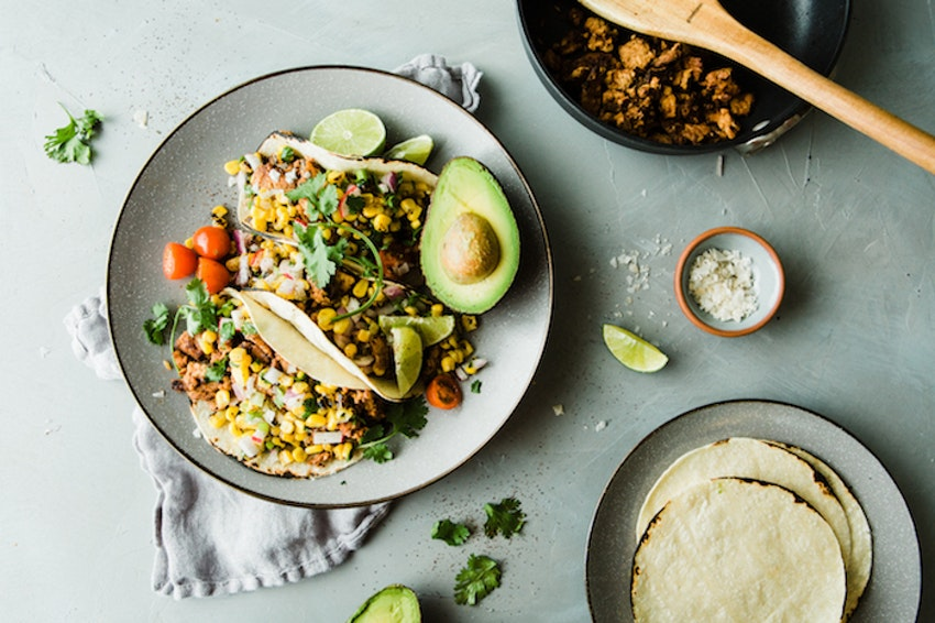 These Tempeh Tacos Are So Delicious You May Never Turn Back