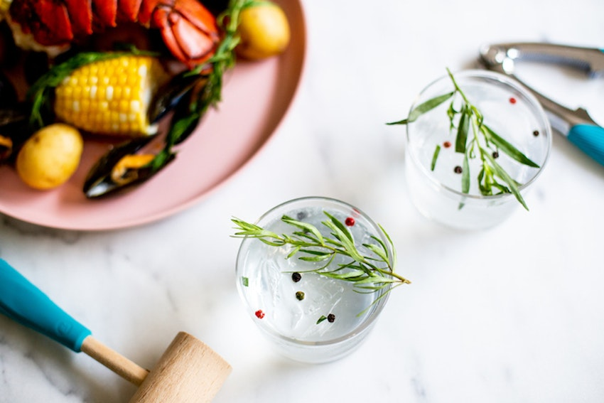 The Perfect Cocktail Pairing for Your Next Seafood Boil
