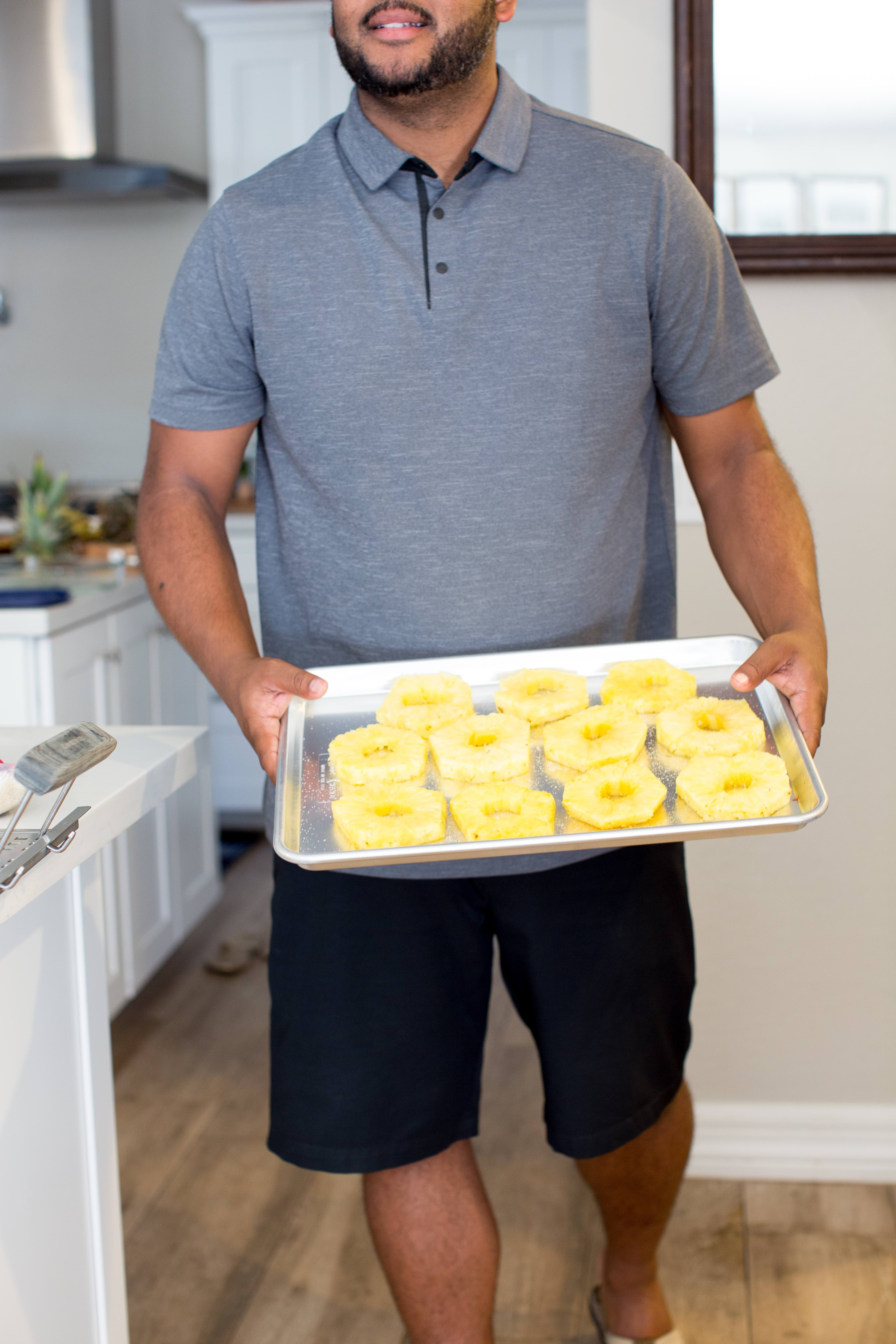 5 Grilled Pineapple Upside Down Cake 10 Resize