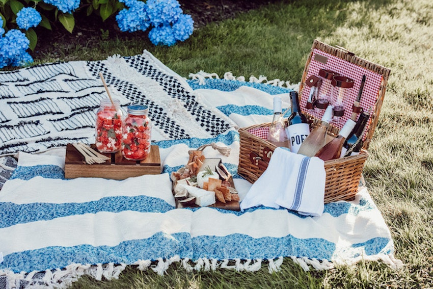 3 Steps to the Perfect Summer Picnic