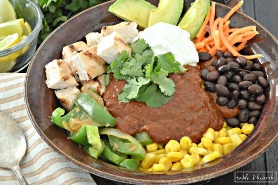8 Mole Enchilada Bowl 550X366