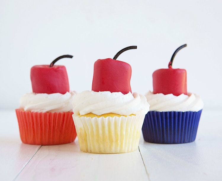 TNT Cupcakes That Will Blow Your Mind
