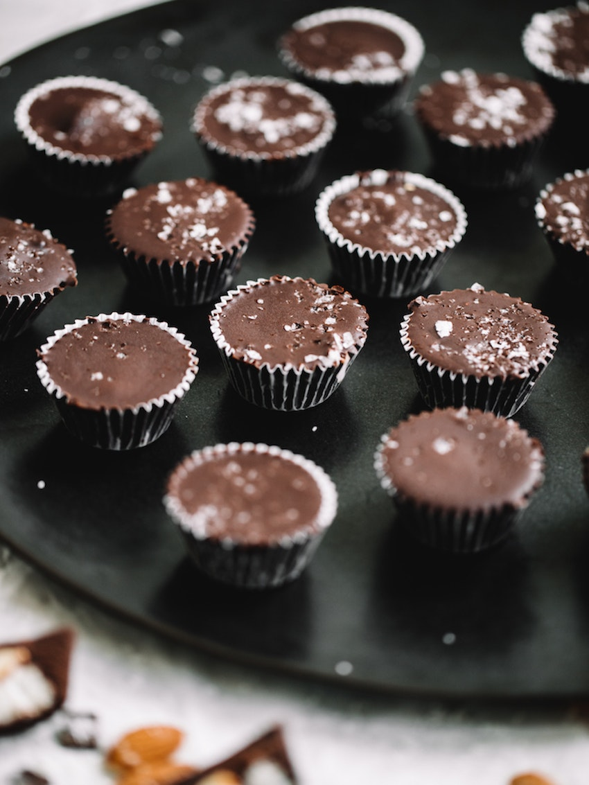 Almond Joy Coconut Butter Cups Are the Ultimate Keto Fat Bomb
