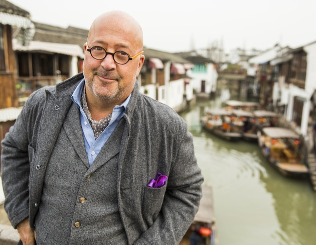 Video preview image - Andrew Zimmern