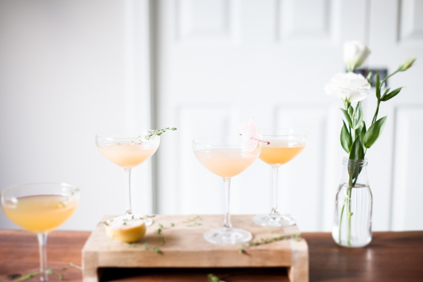 Fresh Apple Cider Cocktails for a Crowd