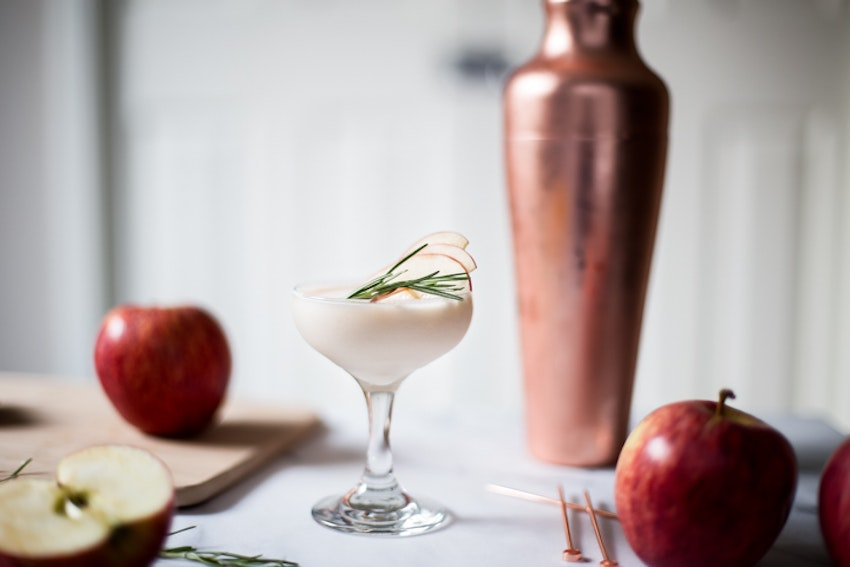 Applejack Cocktails That Will Get You Excited for Fall