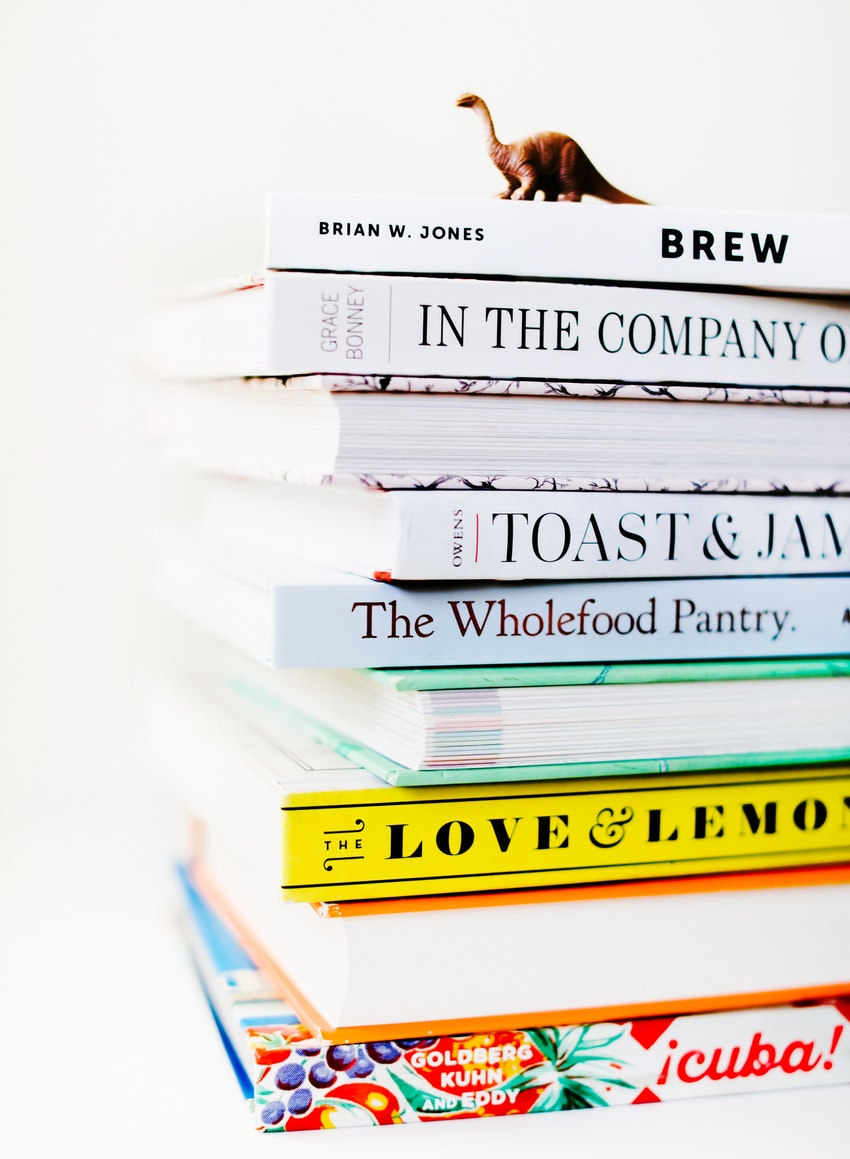 4 Cookbooks That Will Take You From Shelf to Stove