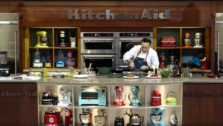 Chef preview image - Watch Bernard Guillas at the 2018 International Home + Housewares Show Cooking Theater
