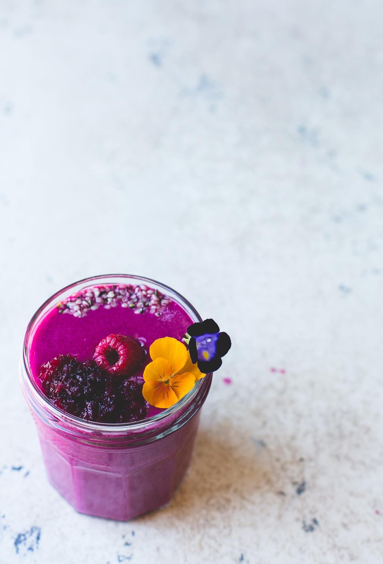 Berry Smoothie 9