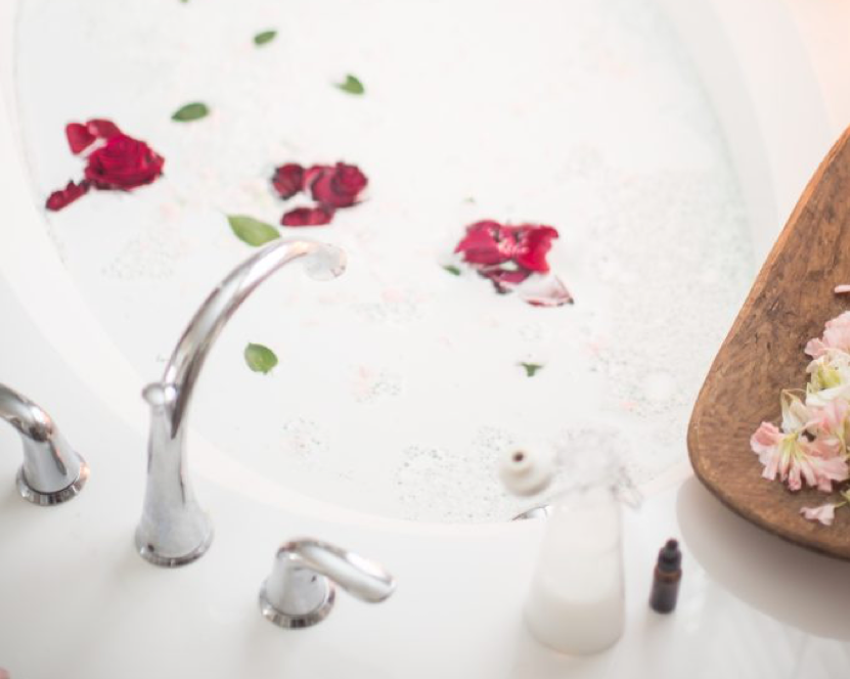 Take a Better, More Relaxing Bath Tonight