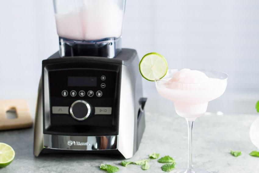 4-Ingredient Blender Watermelon Daiquiris