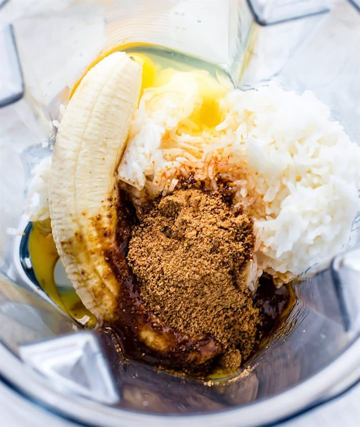 Blender Rice And Banana Gluten Free Waffles Dairy Free 4 Of 1 7