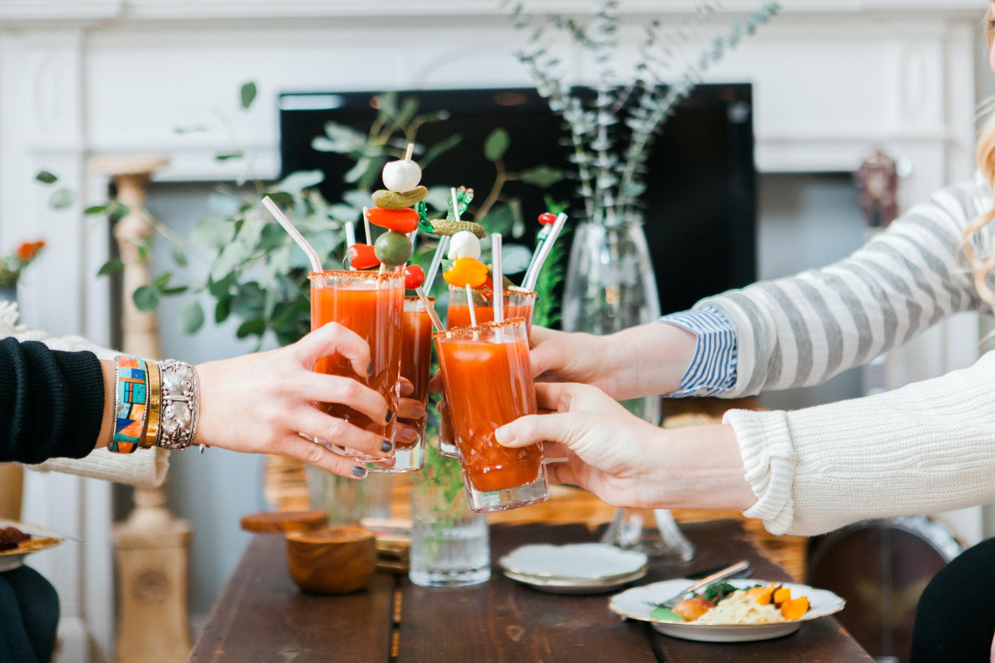 DIY a Bloody Mary Bar This Weekend