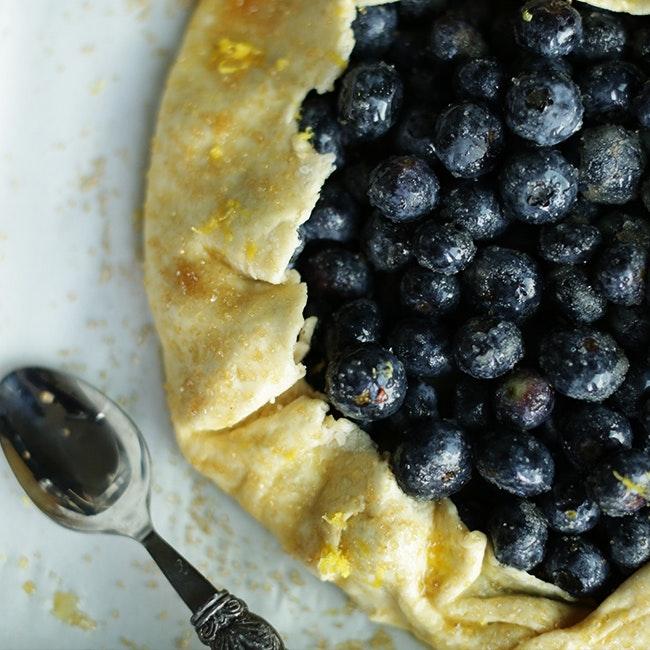 Blueberry Galette Recipe 5