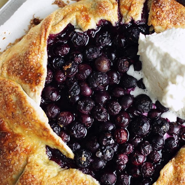 Blueberry Galette Recipe 9