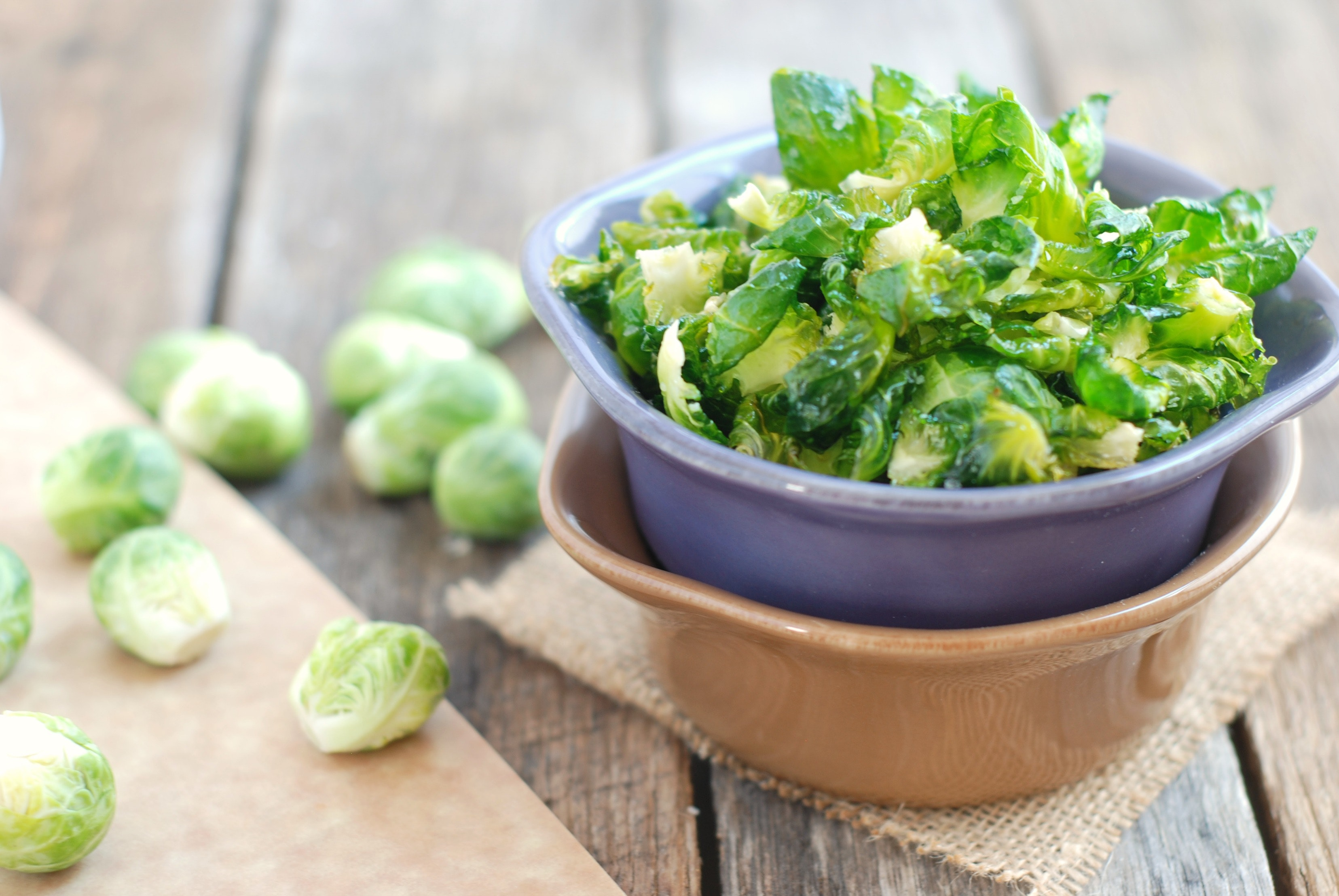 How to Make Brussels Sprouts Chips