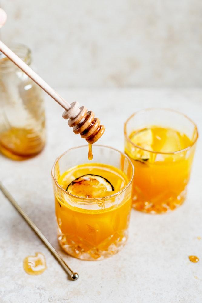 Burnt Honey 9