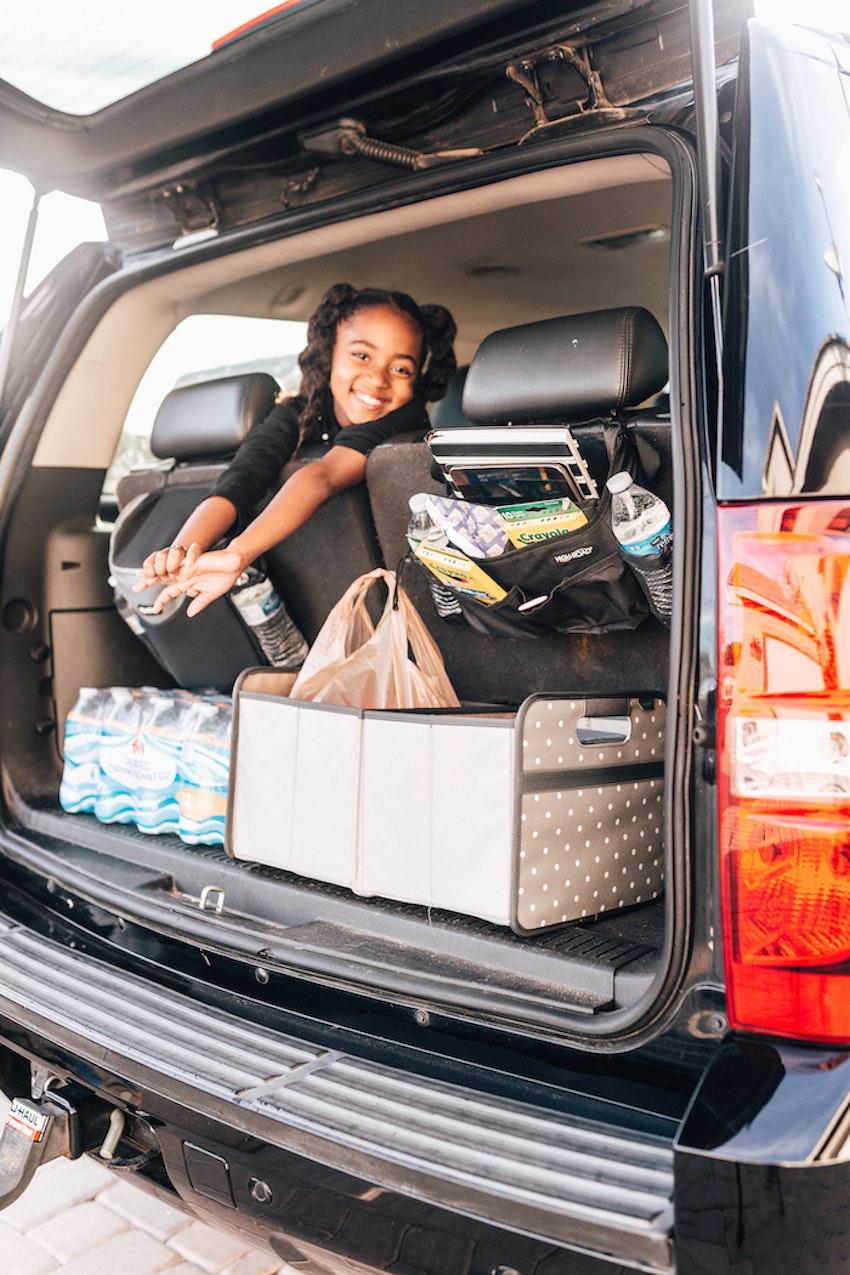 How to Keep the Family Car Organized