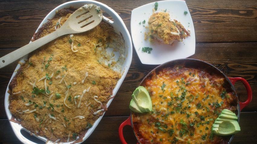 2 Easy Back-to-School Chicken Casserole Recipes