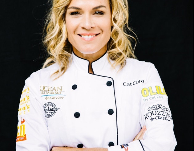Video preview image - Cat Cora
