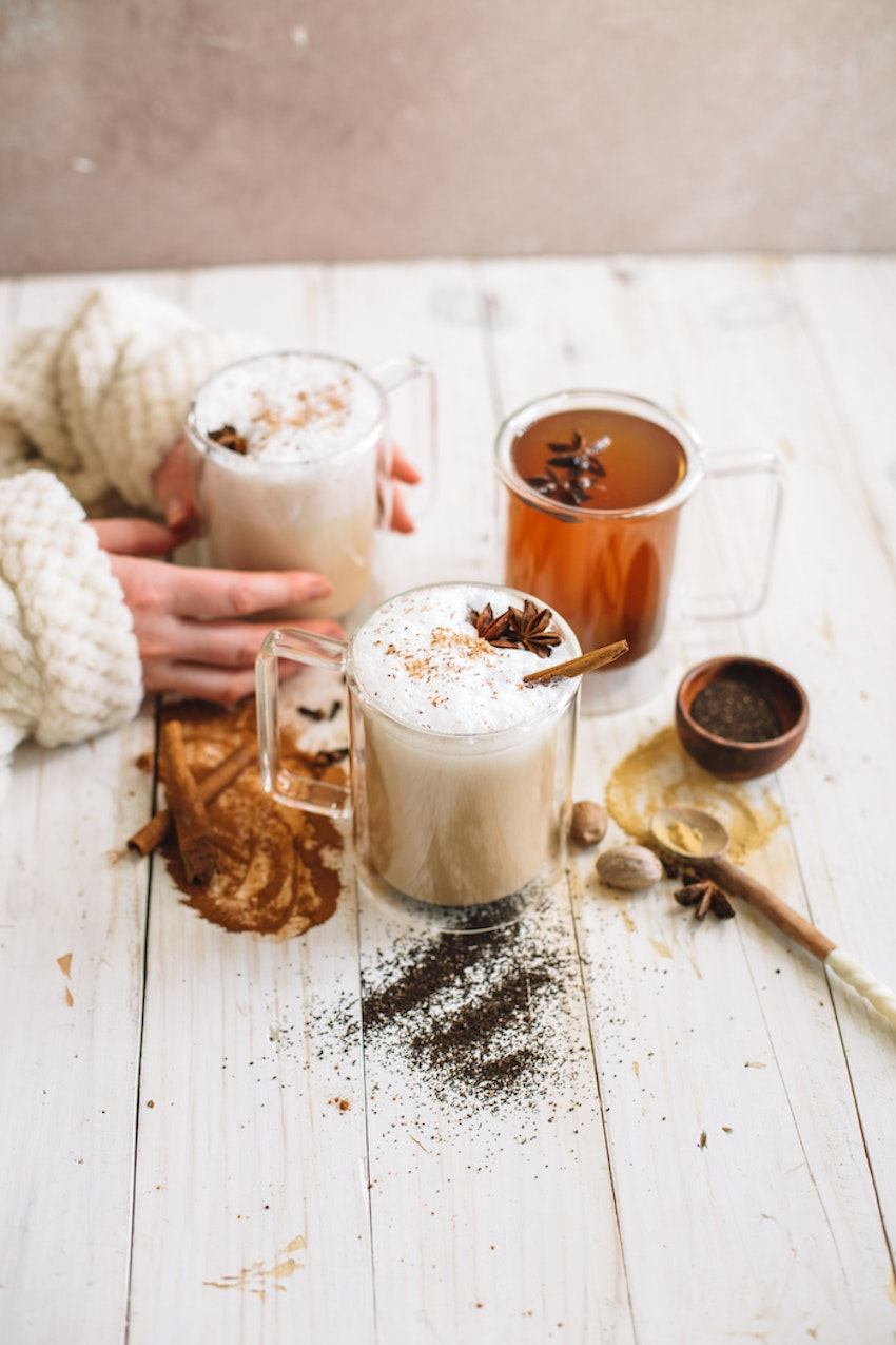 Easy Chai Tea Latte Mix with Star Anise