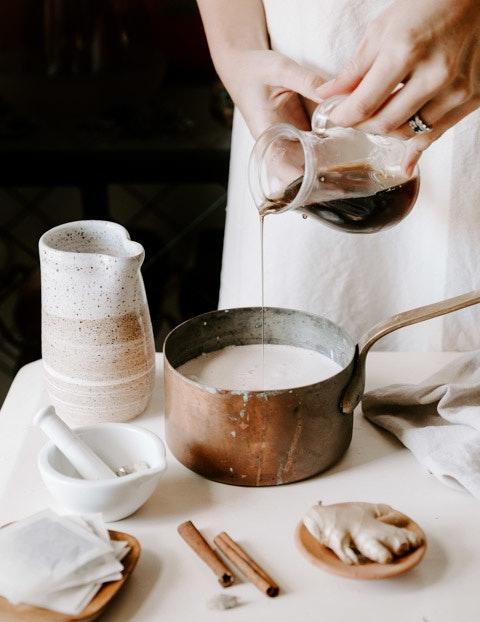 Chai Latte 16