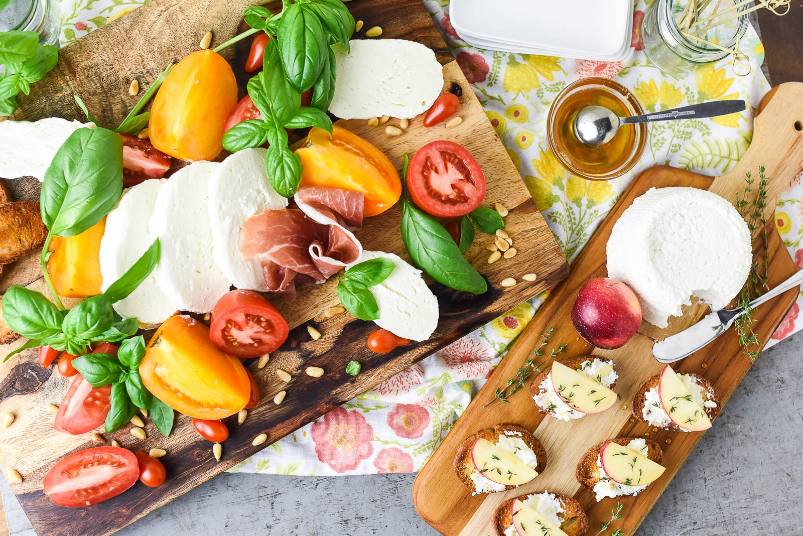 Impress Your Guests with Delicious Homemade Cheeses