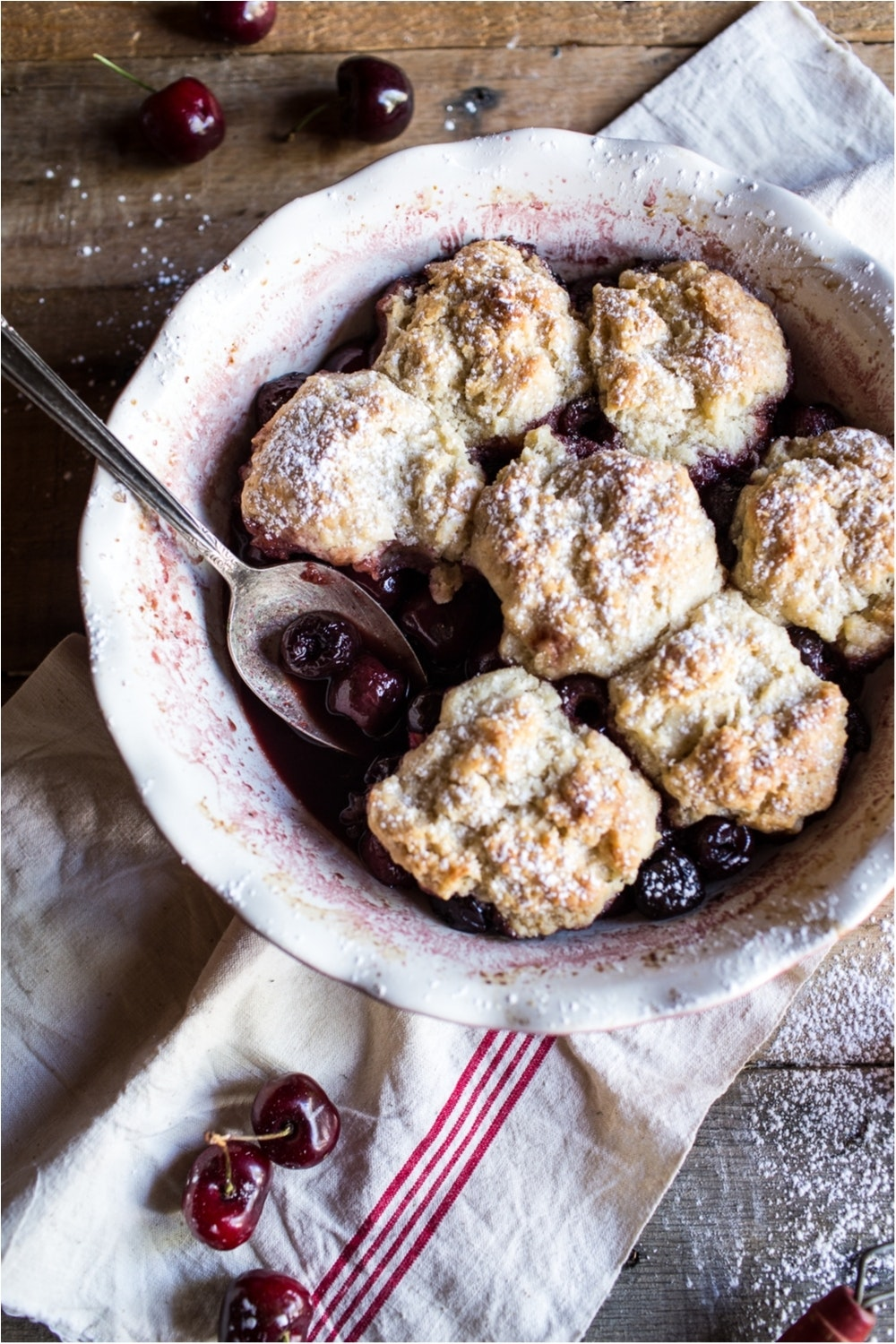 Cherry-Cobbler-with-Honey-Butter-Vanilla-Bean-Biscuits-7