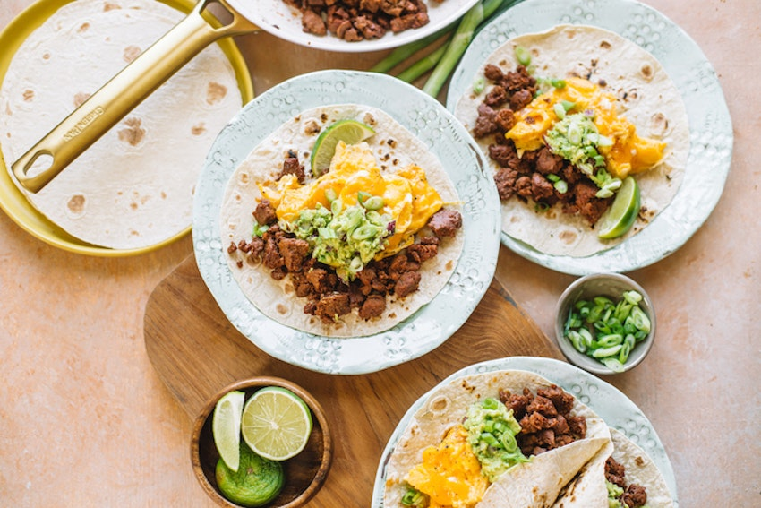 The Ultimate Breakfast Tacos Recipe