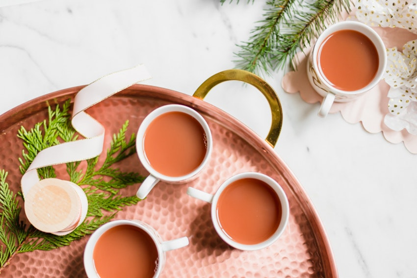 Slow Cooker Cocktails to Make Christmas Morning Even Merrier